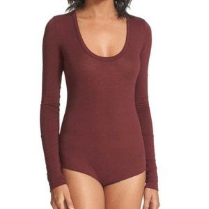 NWT Free People Easy Peasy Bodysuit size M